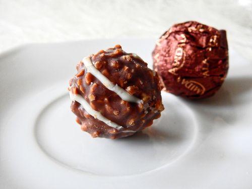 sweetness nibble chocolate