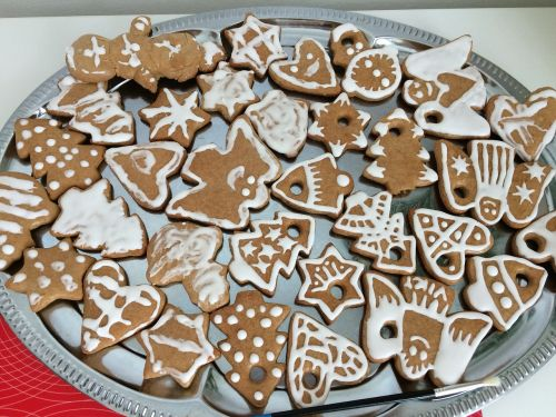 sweets christmas gingerbread christmas time