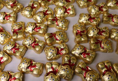 sweets bears chocolates