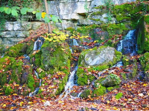 swell waterfall water