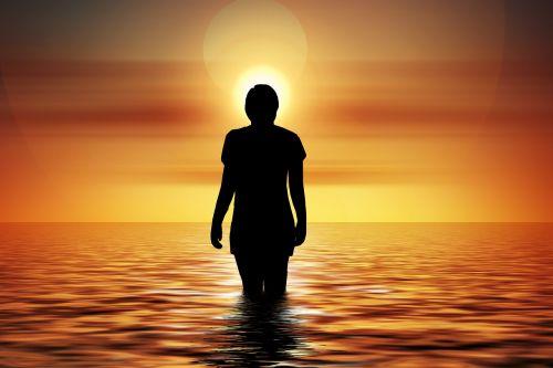swim ritual meditation