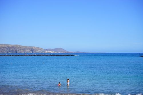swim sea holiday
