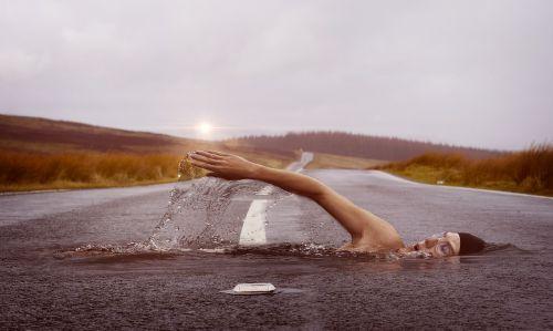 swimmer sport swim