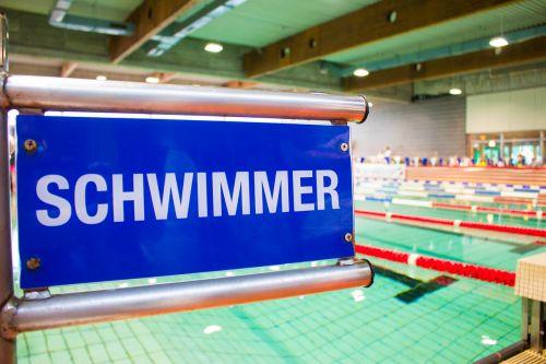 swimmer swim swimming pool