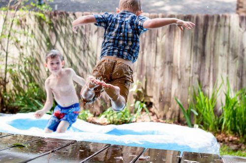 swimming pool people