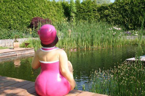 swimming pond anni water