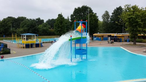 swimming pool water swimming