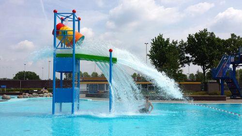 swimming pool water fun summer
