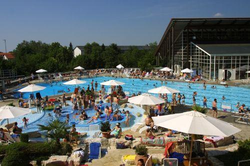 swimming pool caprima water