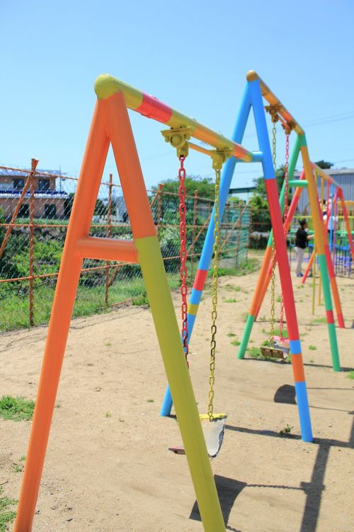 swing playground rides amp attractions
