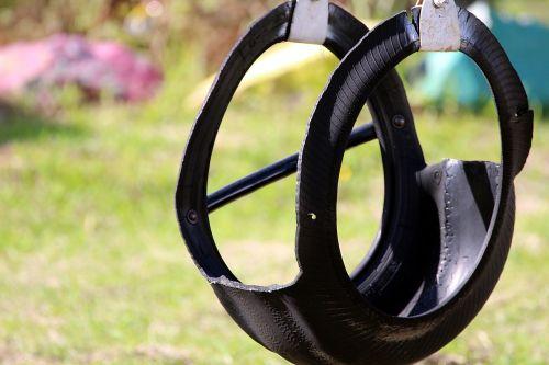 swing mature rubber