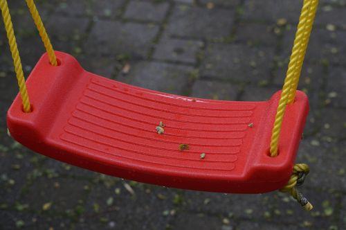 swing seesaw seat