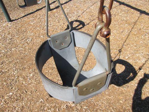swing playground swinging