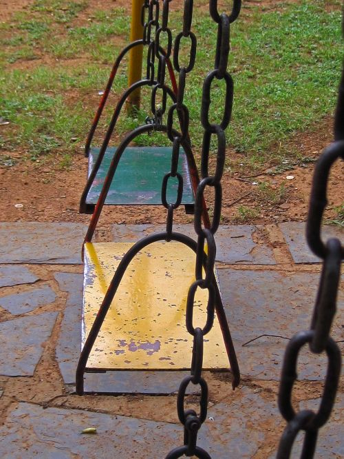 Swing Seats And Chains