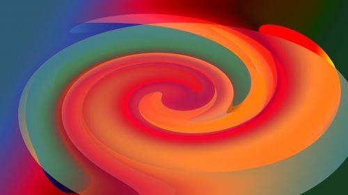 swirl color creamy