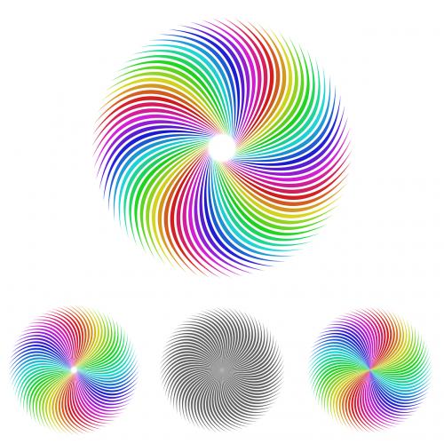 swirl logo icon