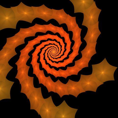 Swirl Of Light