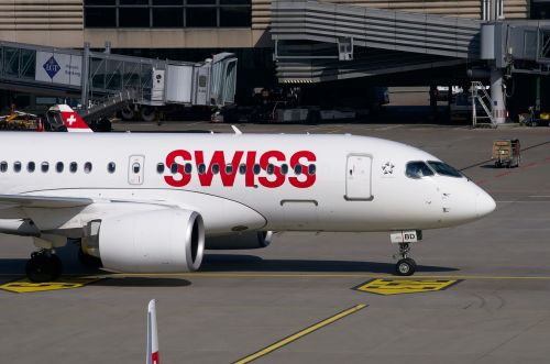 swiss aircraft airbus