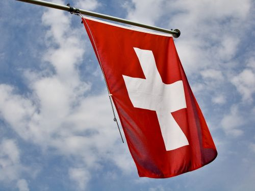swiss flag confederates