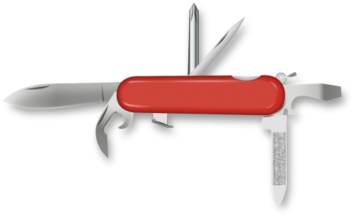 swiss army knife knife swiss