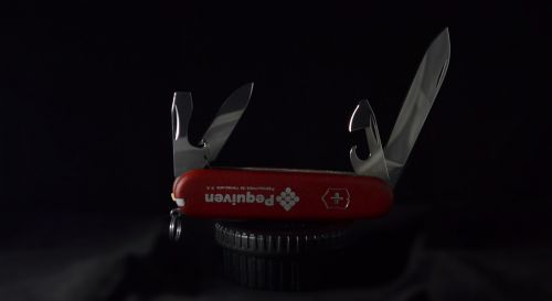 swiss army knife victorinox pequiven