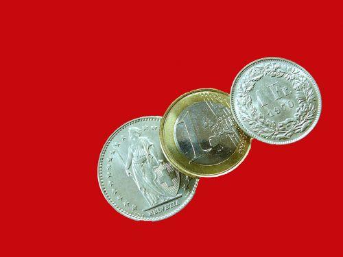swiss francs swiss franc euro