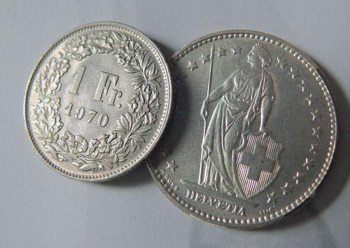 swiss francs swiss franc money