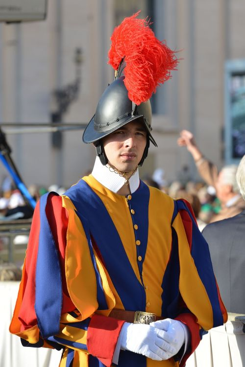swiss guard rome vatican