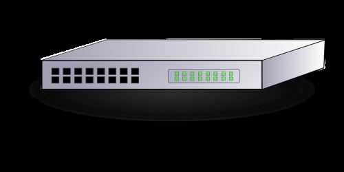 switch network lan