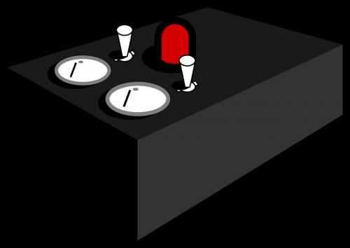 switch detonator buttons