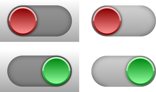 switch toggle control