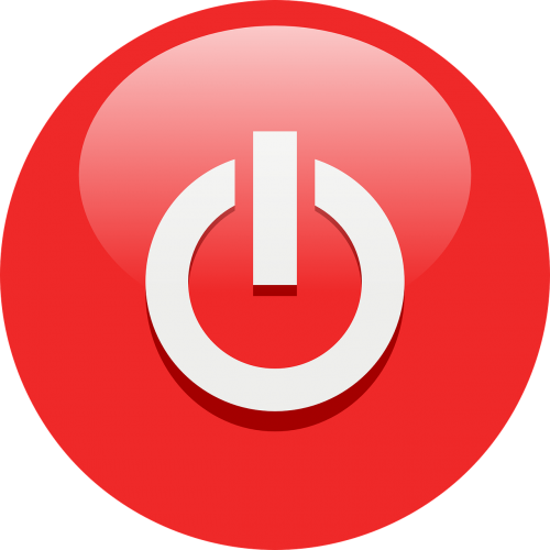switch stop red
