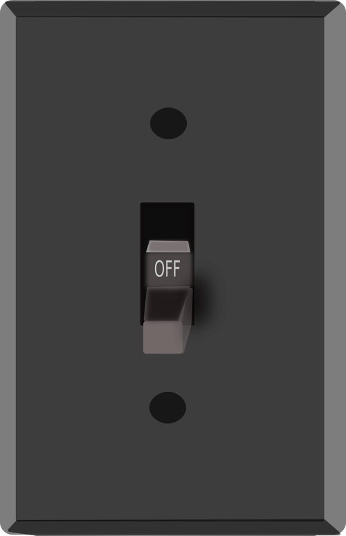 switch light off