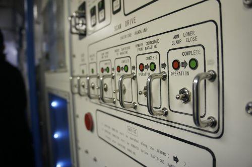 switch button spacecraft