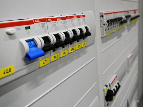 switchgear control cabinet electro distributor
