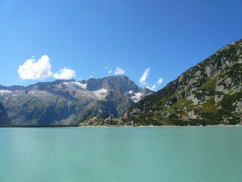 switzerland lake sky