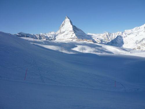 switzerland zermatt matterhorn