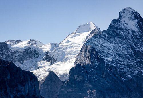 switzerland eiger mountains