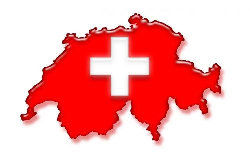 switzerland flag national colours