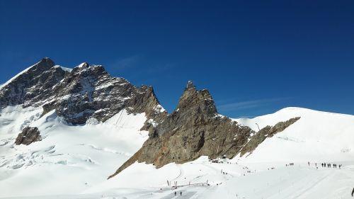 switzerland bernese oberland jungfraujoch