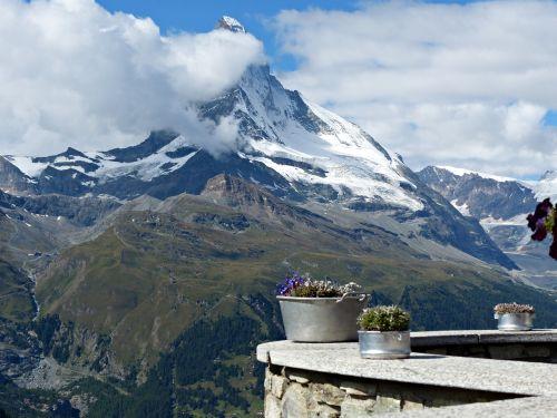 switzerland zermatt nature