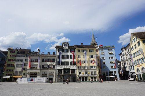 switzerland lucerne city centre