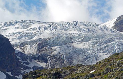 switzerland stein glacier susten pass