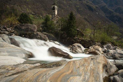 switzerland  ticino  water
