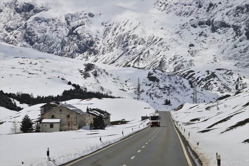 switzerland  mountains  snow