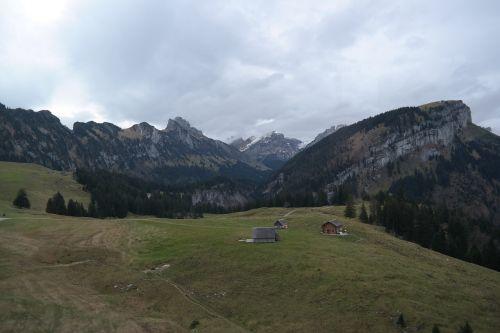 switzerland appenzellerland mountains