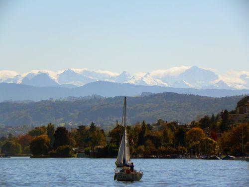 switzerland zurich lake zurich