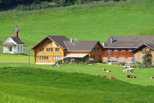 switzerland appenzell settlement