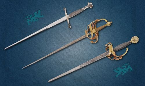 sword weapons hilt
