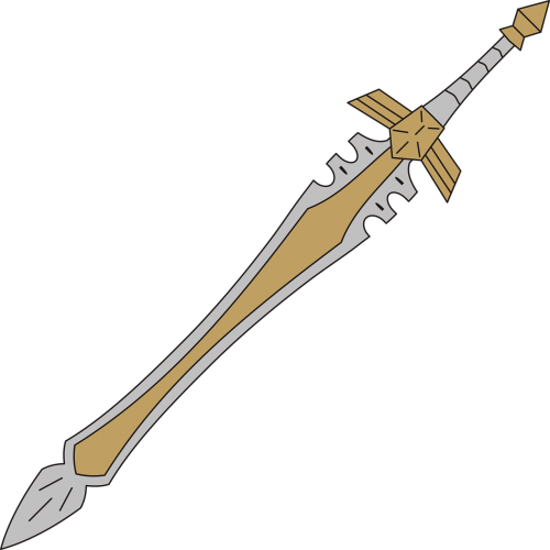 sword weapon knighthood